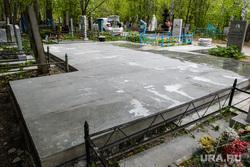 Реконструкция памятника лидерам ОПС