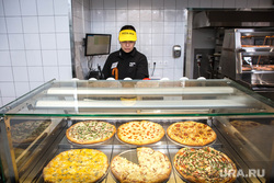 Флагманский ресторан Pizza Mia. Екатеринбург, продавец, пицца, пицца миа, фастфуд