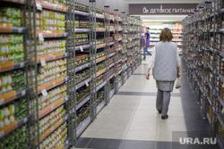 Виды Перми, продукты, покупки, торговый ряд, торговый зал, магазин, еда