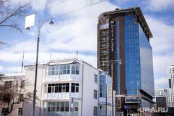 Здание Hyatt Place. Екатеринбург, hyatte place