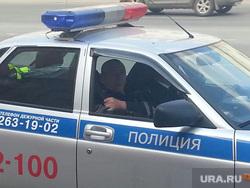 ДПС возле Строганова. Екатеринбург