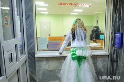 Активисты забрались на телебашню и требуют референдум. Фото с места событий, Екатеринбург, дежурная часть, отдел полиции ленинского района, свадьба, невеста, отдел полиции №5