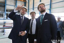 Визит чешских инвесторов на Курганскую ТЭЦ-2. Курган, долгов сергей