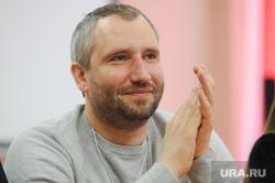 Пресс-конференция с кинорежиссером Юрием Быковым. Челябинск, быков юрий