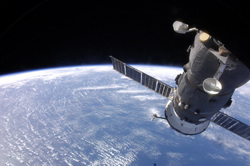 Роскосмос, космос, спутник, планета земля