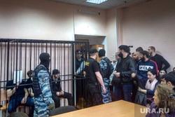 Суд над бандой Ровшана Ленкоранского. Нижний Тагил, суд, опг