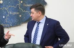Совещание с представителями партий УрФО в полпредстве. Екатеринбург