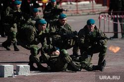 Официальное открытие выставки День инноваций Центрального военного округа. Екатеринбург, цво, военнослужащие, центральный военный округ