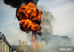 Торжественные мероприятия в честь 5-летия отряда ОМОНа. Сургут, взрыв