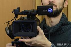 Заседание комиссии по местному самоуправлению Екатеринбургской гордумы. Екатеринбург, оператор, видеокамера, телекамера, телевидение, четвертый канал