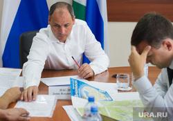 Выездное заседание правительства Свердловской области в Первоуральске, дронов алексей, паслер денис
