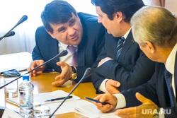 Заседание комитета по бюджету и финансам в Тюменской областной Думе. Тюмень
