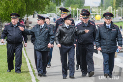 Четвертый день протестов против строительства храма Св. Екатерины в сквере у театра драмы. Екатеринбург