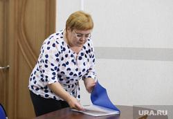 Заседание избирательной комиссии.  Курган , карташова наталья