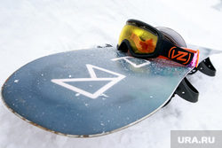 Тренировка сноубордистов СШОР