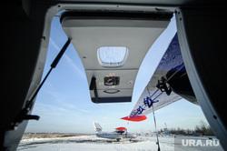 Чешский самолет на УЗГА. ЕКатеринбург, самолет, люк, уральский завод гражданской авиации, узга, легкая авиация, l-410, аэропорт уктус
