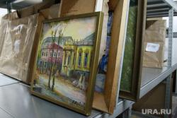 Фонды Тюменского музея, картины, музей изо, живопись