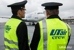 Первый полёт самолета «Виктор Черномырдин» (Boeing-767) авиакомпании Utair из аэропорта Сургут , utair, пилоты, экипаж, ютэир, ютейр