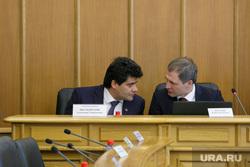 Встреча с депутатами Госдумы РФ в администрации города Екатеринбург, высокинский александр, володин игорь
