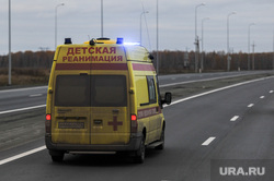 Трасса М5 Дорога Челябинск, трасса м5, детская реанимация