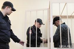 Арест криминального авторитета Рахмана Абдуллаева, в суде Центрального района. Челябинск, конвой, полиция, клетка, абдуллаев рахман