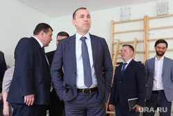 Визит врио губернатора Вадима Шумкова в Петуховский район. Курган, шумков вадим