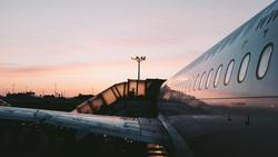 Клипарт unsplash.com, аэропорт, самолет