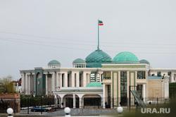 Чечня. Грозный , чечня, грозный, резиденция кадырова, президентский дворец