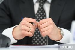 Пресс-конференция по газовой безопасности. Екатеринбург, чиновник, дресс-код, деловой стиль, одежда, дресс код