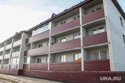 Рейд ОНФ по проблемным домам. Курган, жилой дом, новостройка, улица чернореченская123