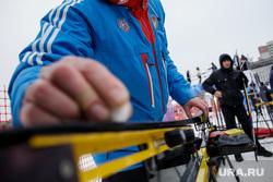 Чемпионат по лыжному спринту. Пермь, лыжи