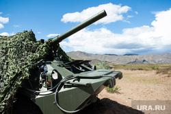 Учения горного мотострелкового соеденинения на полигоне Кара-Хаак. Республика Тыва, Кызыл, военные учения, горная местность, танк, полигон кара хаак