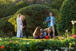 Закрытие фестиваля венских музыкальных фильмов, отдых на траве, отдых горожан, лето, парк
