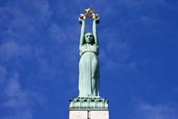 Клипарт depositphotos.com, памятник свободы латвия