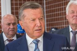 Открытие газовой заправки Газпрома при участии председателя совета директоров Виктора Зубкова. Курган, зубков виктор