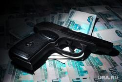 Клипарт по теме Насилие. Москва, убийство, пм, ограбление, пачка денег, криминал, преступление, бандитизм, разбой, братки, киллер, оружие, пистолет, макаров, разборки, стрелка, деньги, купюры, тысячные, заказное убийство, молодежные банды