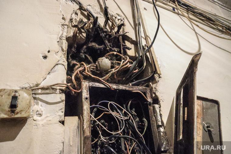 Взрыв в общежитии по адресу Тельмана, 10. Курган