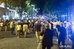 Протесты в Грузии. Тбилиси, грузия, тбилиси
