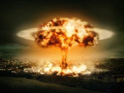 Клипарт depositphotos.com, взрыв, ядерный удар