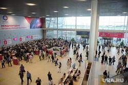ИННОПРОМ-2018. Второй день международной выставки. Екатеринбург, екатеринбург экспо, международная промышленная выставка