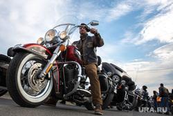 Открытие сезона Harley-Davidson. Екатеринбург, байкер, мотоциклист, мотоцикл, harley davidson, открытие мотосезона