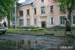 Ветхое и аварийное жилье. Курган, старый дом, ветхое и аварийное жилье, улица тимофея невежина10