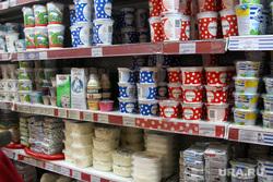ТЦ Парус (Метрополис) Курган, молочные продукты, сметана, творог