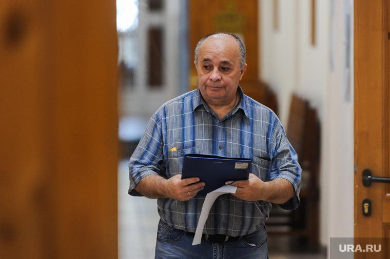 Мусса Дзугаев в Челябинском областном суде. Челябинск