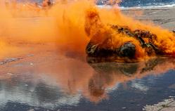 Клипарт, официальный сайт министерства обороны РФ. Екатеринбург, дымовая шашка, нервно паралитический газ