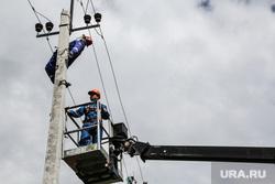 Открытие учебного центра СУЭНКО. Тюмень, ток, техника безопасности, учения, электричество, высоковольтные провода, электробезопасность