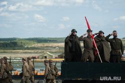 День танкиста на полигоне