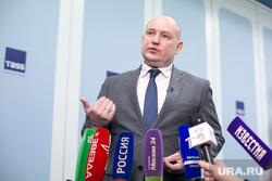 Пресс-конференция ОНФ в ТАСС, посвященная мусорной реформе. Москва, развожаев михаил
