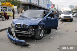 ДТП. Аварии. Челябинск., бмв, дтп, разбитый автомобиль, авария
