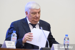 Совещание в полпредстве с главами регионов УрФО по экологии. Екатеринбург, малиновский владимир